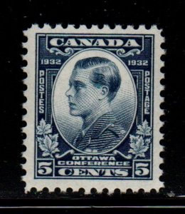 Canada Sc 193 19 5c Prince of Wales stamp mint NH