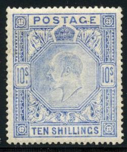 GREAT BRITAIN SCOTT# 141 SG# 319 MINT HINGED AS SHOWN UHZ