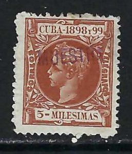CUBA 160 MOG SPECIMEN R4-125