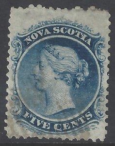 Nova Scotia #10 Used CV$12.00 [146036]