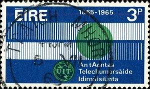 IRLANDE / IRELAND / EIRE - 1965  TRÁIGH MHÓR  (Tramore, Co.Waterford) on SG205