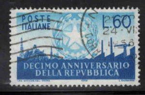 Italy Scott 712  Used stamp