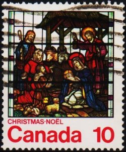 Canada. 1976 10c S.G.849 Fine Used