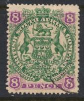 British South Africa Company / Rhodesia  SG 72  Fine used