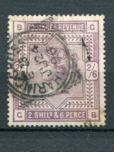 Great Britain #96 used  VF