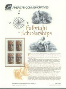 Fulbright Scholarships, Set 4