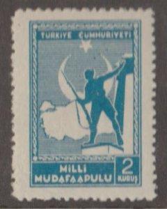 Turkey Scott #RA50 Stamp - Mint Single