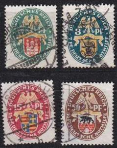 GERMANY REICH [1928] MiNr 0425 ex ( O/used ) [01]