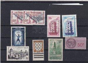 france stamps ref 16797