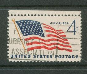 USA   SG  1131 FU  top margin