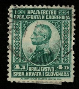 Kingdom of Serbia, Croatia and Slovenia, 4D (Т-8355)