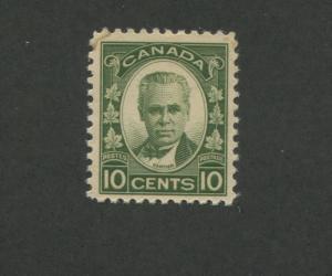 1931 Canada George-Entienne Cartier 10c Postage Stamp #190