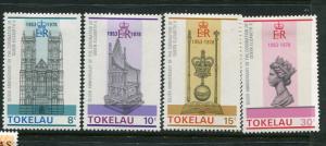 Tokelau #61-4 Mint