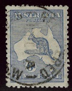 Australia SC#48a Used VF SCV$20.00...A very Popular Country!!