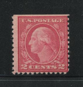 1921 US Postage Stamp #546 Mint Never Hinged Average Original Gum Certified