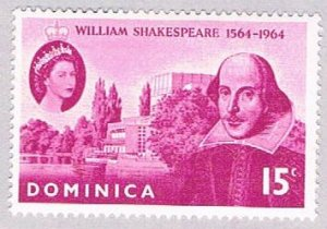 Dominica Shakespear 15c - pickastamp (AP103910)