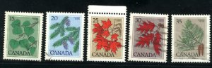 Can #717-21   -2   used VF  PD