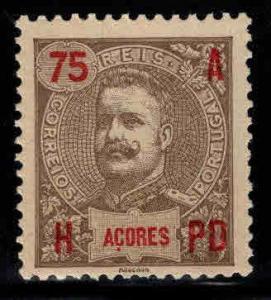 Azores Scott 107 MNH** stamp