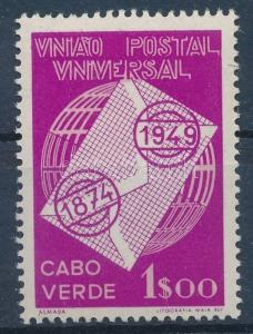 Cape Verde stamp 75th anniversary of UPU MNH 1949 Mi 270 UPU WS230206