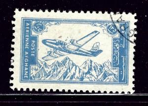 Afghanistan C14 Used 1960 issue