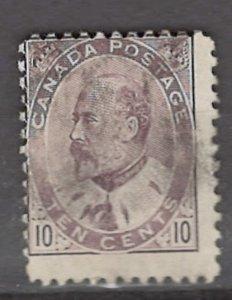 COLLECTION LOT # 3137 CANADA #93 1903 CV+$15