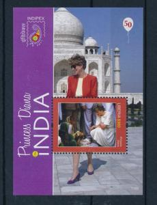 [48711] Liberia 2011 Princess Diana 50th Birthday MNH Sheet