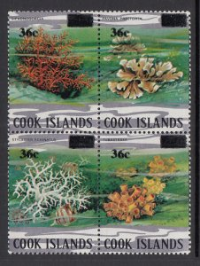 Cook Islands 738 Marine Life MNH VF