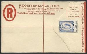 GRENADA QE 12c registered envelope fine unused.............................61053