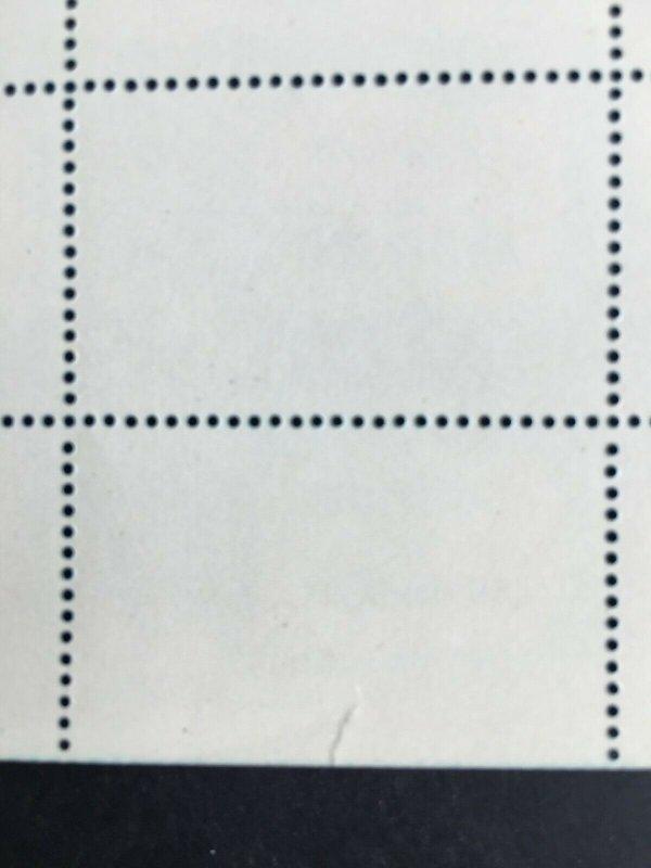 1950's Skywatch Label Cinderella Stamp Sheet - Ground Observer Corps