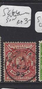 BRITISH EAST AFRICA   (PP2510B)  QV  1  SG 66  MOMBASA  SON CDS   VFU