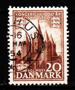 Denmark -  #349 copenhagen Stock Exchange - Used