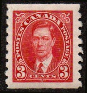 Canada - Scott # 240 VF Mint Very Light Hinged