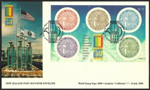 New Zealand First Day Cover [7789]