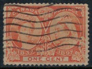 Canada #51  CV $8.00