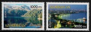 Azerbaijan #769-70 MNH Set - 2004 Europa