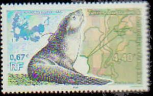 French Southern & Antarctic Territory #263, Complete Set, Never Hinged