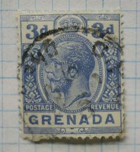 Grenada sc# 99 used 3d stamp
