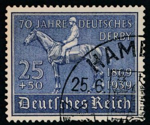 GERMANY B144 USED HORSE