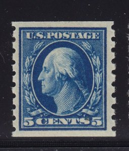 396 VF+ OG mint never hinged with nice color cv $ 135 ! see pic !