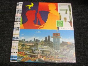 Canada Post Annual souvenir collection 2004