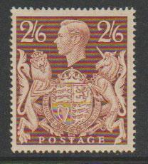 GB George VI  SG 476 unmounted mint