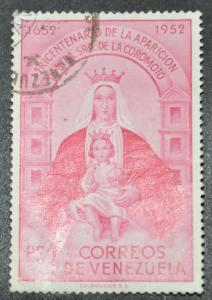 DYNAMITE Stamps: Venezuela Scott #643 - USED