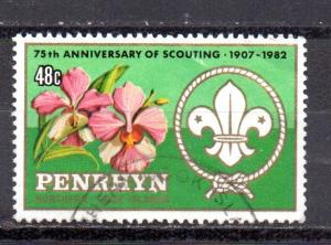 Penrhyn Islands 216 used (B)