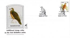 Ciskei - 1990 Birds 21c FDC SG 16a