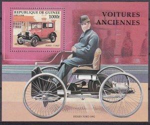1998 Guinea 1803/B524 Automobiles 4,20 €