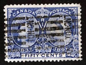 Canada Sc 60 XF Used Neat Cancel
