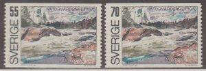 Sweden Scott #851-852 Stamps - Mint NH Set