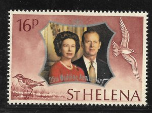St Helena Mint Never Hinged [9129]