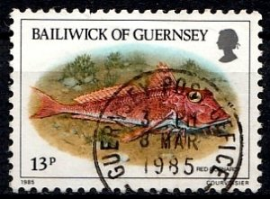Guernsey 1985 SG. 333 used (10810)