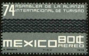 MEXICO C402 Assembly of the Internat. Tourism Alliance. MNH